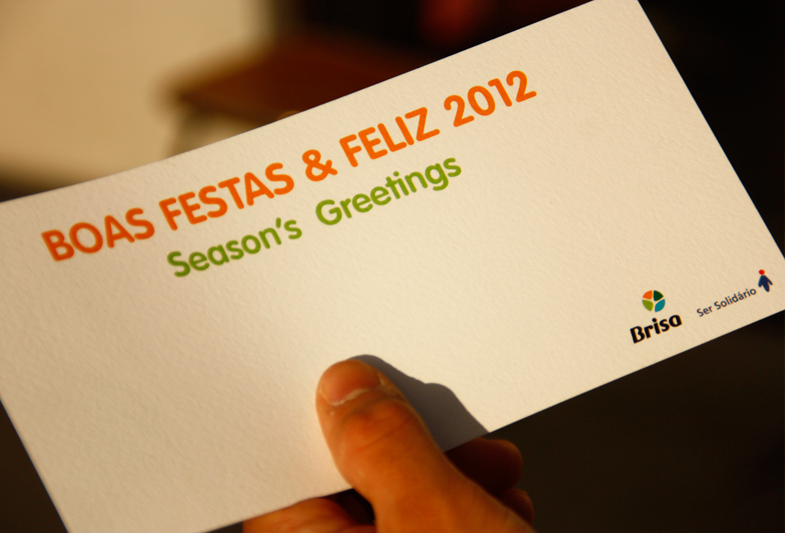 Brisa - Season's Greetings